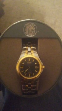Mens Citizen Eco-Drive watch.  Guelph, N1H 4T6