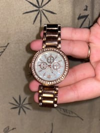 Rose gold Watch  Toronto, M6P 3S6