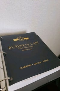Business Law Text & Cases 14th Edition Loose Leaf