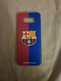 Coque authentique rouge et bleu FCBarcelona Paris, 75010