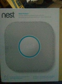 "New ""NEST"" smoke and carbon monoxide detector Vancouver, V5K 1V6"