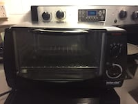 black Better Chef toaster oven Hull