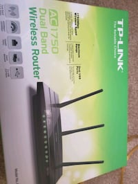Linkskys router Clarksville