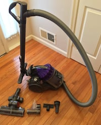 DYSON vacuum with accessories Burke