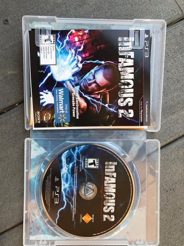 InFAMOUS 2 PS3 Game b29b7eef-a675-4c41-98ef-21adfadc592d