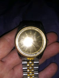Dynasty watch real gold