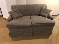 Down-filled Love seat for Sale TORONTO
