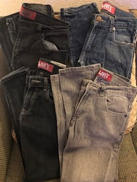 4 Pairs-Levi's 27 X27 Puyallup, 98373