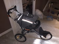 Jeep Cherokee Jogging stroller with weather shield Annapolis, 21401