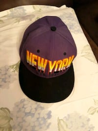 SNAP BACK HAT