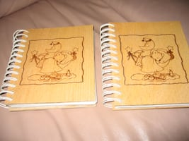 WOODEN COVER PHOTO ALBUM
