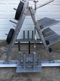 Ultimate gym weight rack Silver Spring, 20902