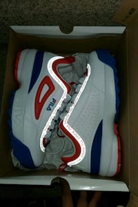 Fila low cuts