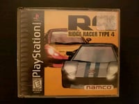 Ridge Racer Type 4 for PS1 Vaughan, L4L