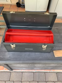 Craftsman Hand Carry Tool Box