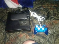 black Xbox 360 console with controller Nashville, 37217