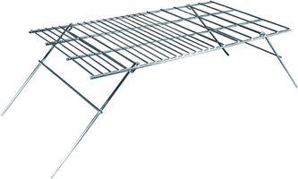 coleman portable grill rack