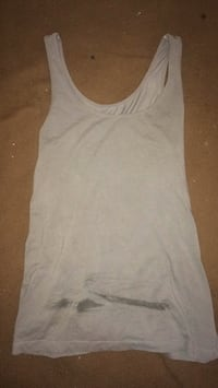 women's white tank top London, N5Y 2M2