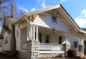 HOUSE For rent 3BR 1BA @ 1508 S 27th St, Lincoln, NE 68502