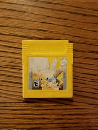Pokemon Yellow for Nintendo Gameboy Color  Brooklyn, 11235