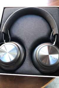Bang and Olufson Wireless Headphones.