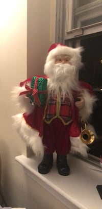 Santa claus  Washington, 20016