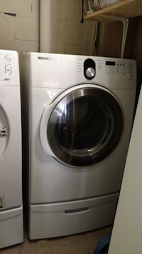 White Samsung washer and dryer West Chester, 19382