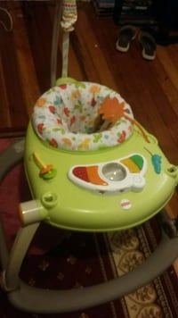 Fisher-Price fold and store jumper