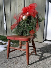 Antique Chair Christmas Decoration *Delivery Available* Hamilton, L9H 5N7