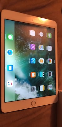 IPad mini 4 lock with Telus can use on the go with a cellular network Victoria, V8Z 3R1