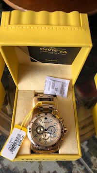 Invicta watch all new sells for $795 Jackson, 08527