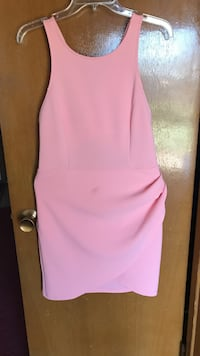 Pink Cocktail dress with small stain (dust so should wash out) Del City, 73115