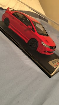 1:18 Honda Civic MUGEN RR New Westminster, V3L 3L4