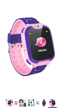 Kids Smartwatch, Music, Game SOS. Great gift idea. NEW.
