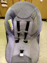 baby's gray and black car seat Decatur, 62526