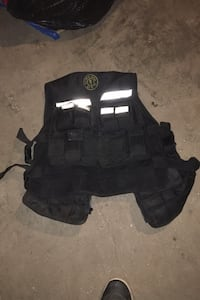 Running weight vest