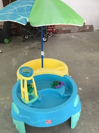 Child's water table - like new