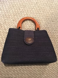 Navy Handbag London, N5V 4J8