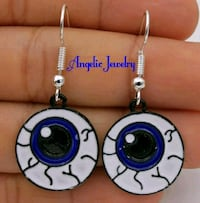 Eyeball Earrings Frederick, 21701