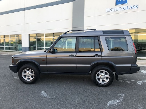 Land Rover Discovery 2003 3
