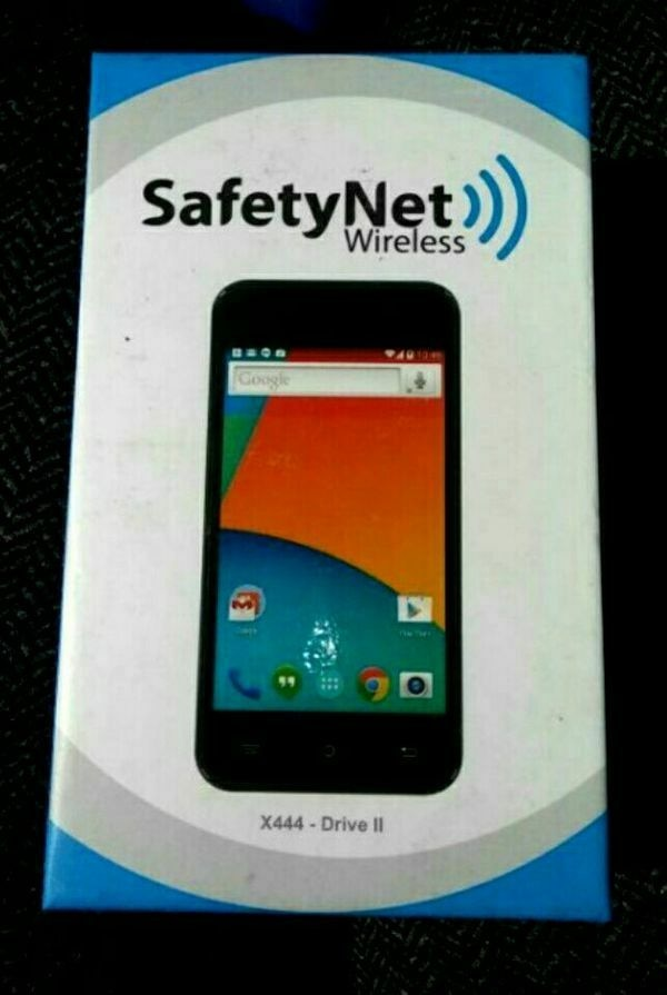 Used Safety Net wireless X444-Drive II box for sale in