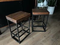 Set of two stools Rockville, 20850
