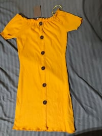 Bodycon  mustard dress Baltimore, 21206