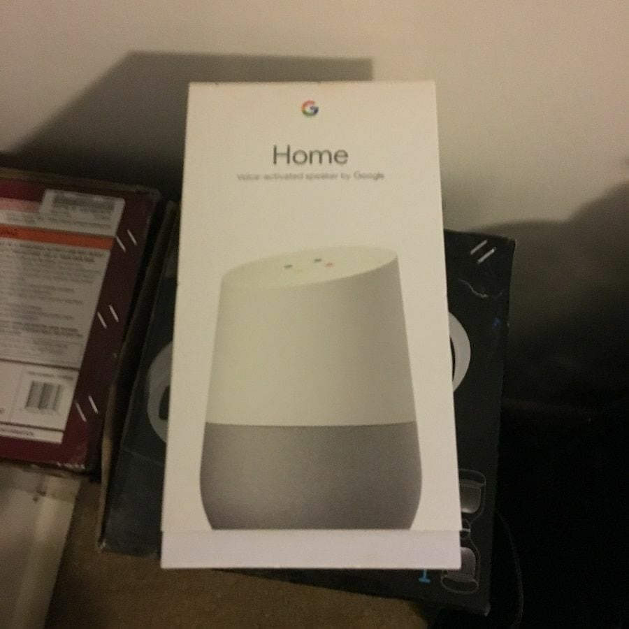 New Google Home