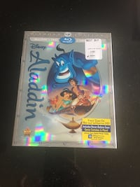 Blu-ray Aladdin  Pittsburg, 94565