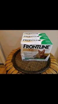 FRONTLINE GOLD for Cats Herndon, 20171
