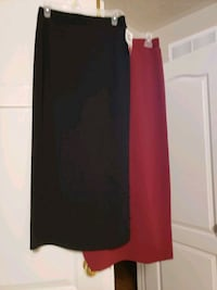 black and red long sleeve dress Vaughan, L4H 2L3