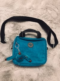 Travel bag with wallet pockets from Kipling