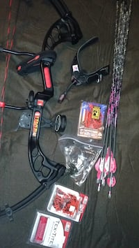 PSE Fever one pro compound bow Calgary, T2W 3Y3