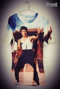 Bruce Lee Collectible Tshirt  - Brand New